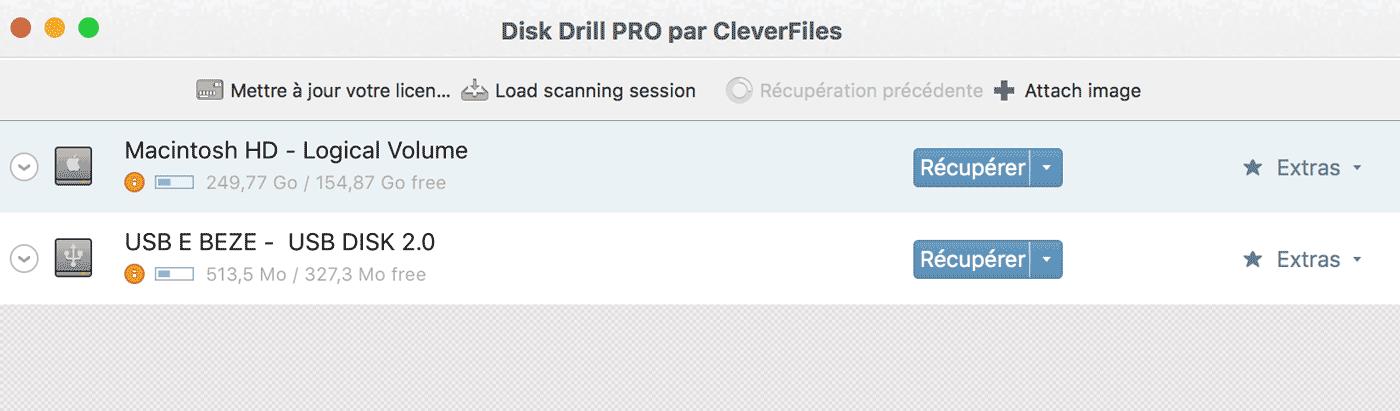restaurer la corbeille d u0026 39 un mac avec diskdrill