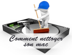 comment nettoyer son mac manuellement