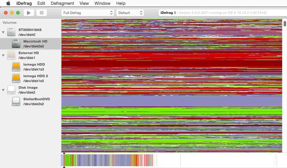 Comment Defragmenter Un Mac
