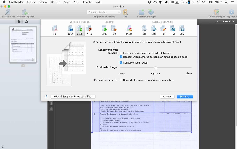 Probl me comment modifier un document scann trucs - Comment modifier un pdf avec open office ...