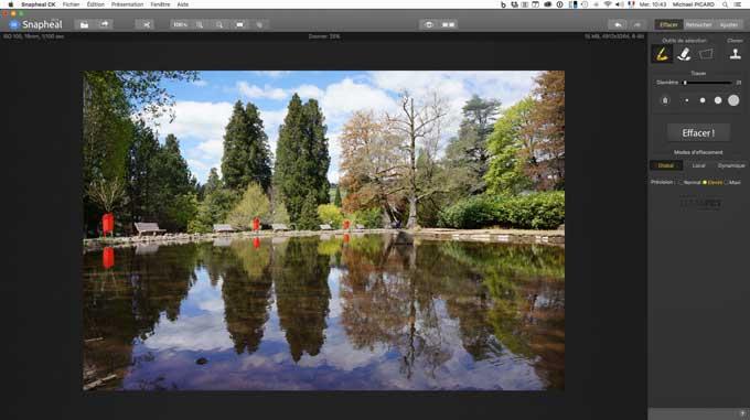 Effacer Un Objet D Une Photo Sur Mac Facilement Et Sans Photoshop