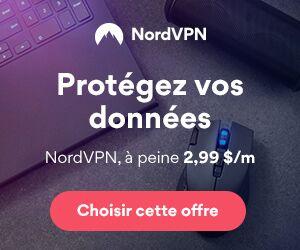 NordVPN à $2.99